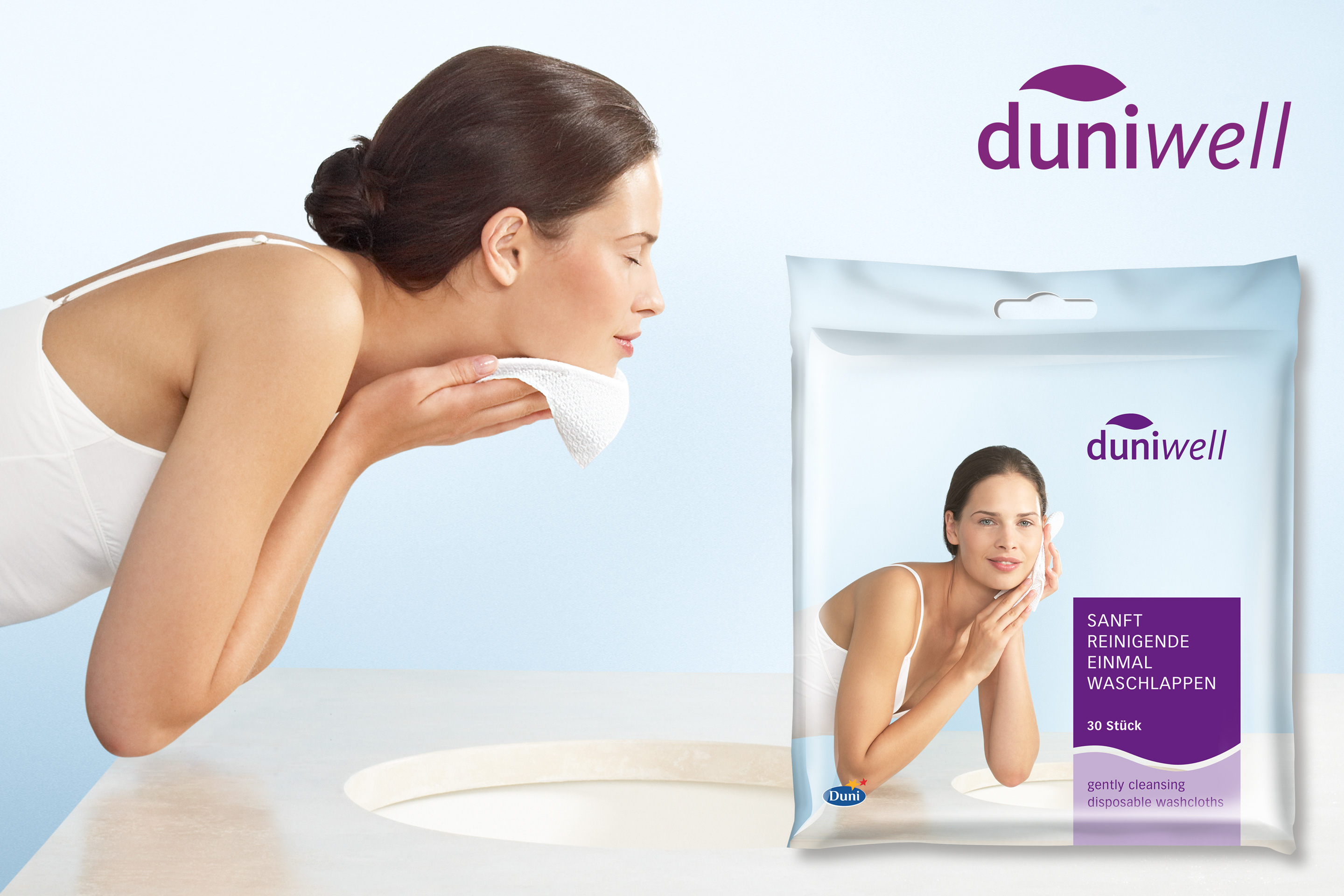 Packaging: Duniwell